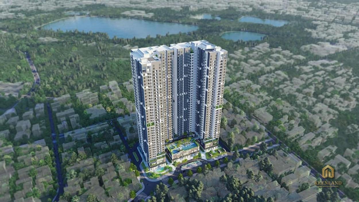Dự án căn hộ HT Pearl Dĩ An - Chủ đầu tư Hưng Thịnh