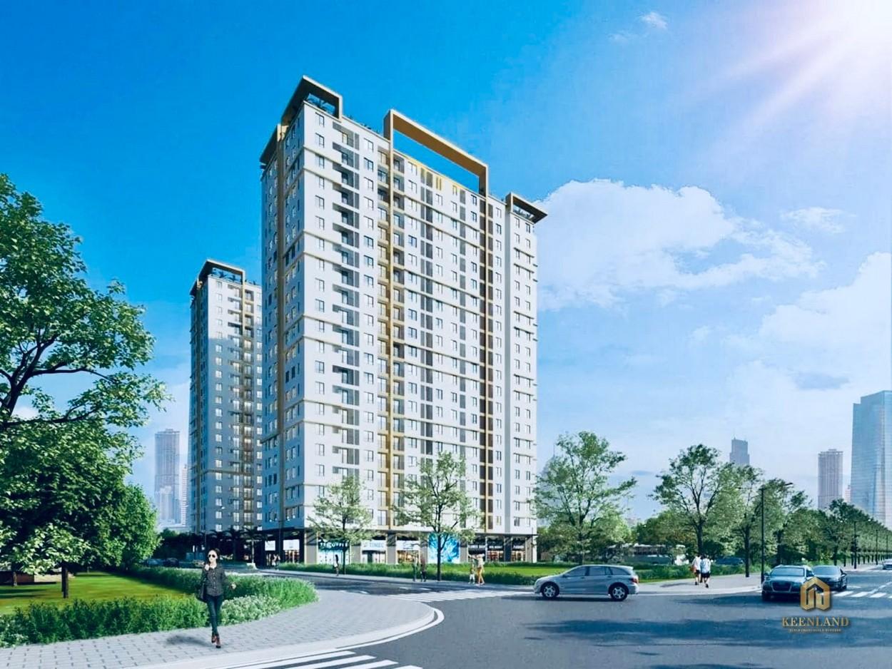 Dự án căn hộ Tecco Felice Homes Thuận An