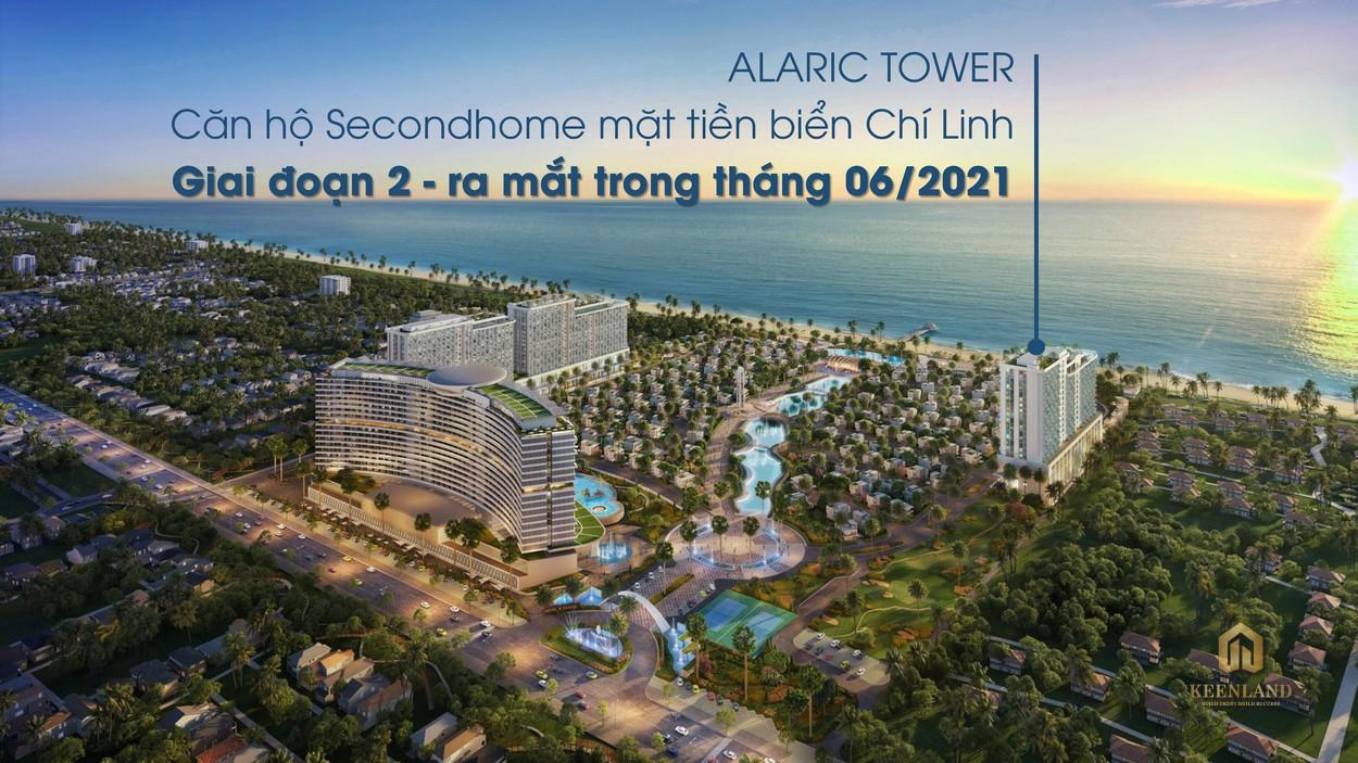 Mở bán tòa Alaric Tower The Maris Vũng Tàu Tháng 06/2021