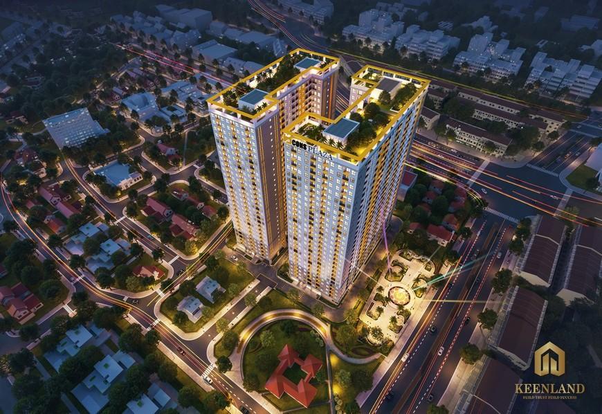 Dự án Bcons Plaza - pháp lý dự án căn hộ Bcons Sala