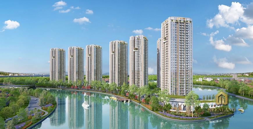 Phối cảnh dự án căn hộ Gem Riverside
