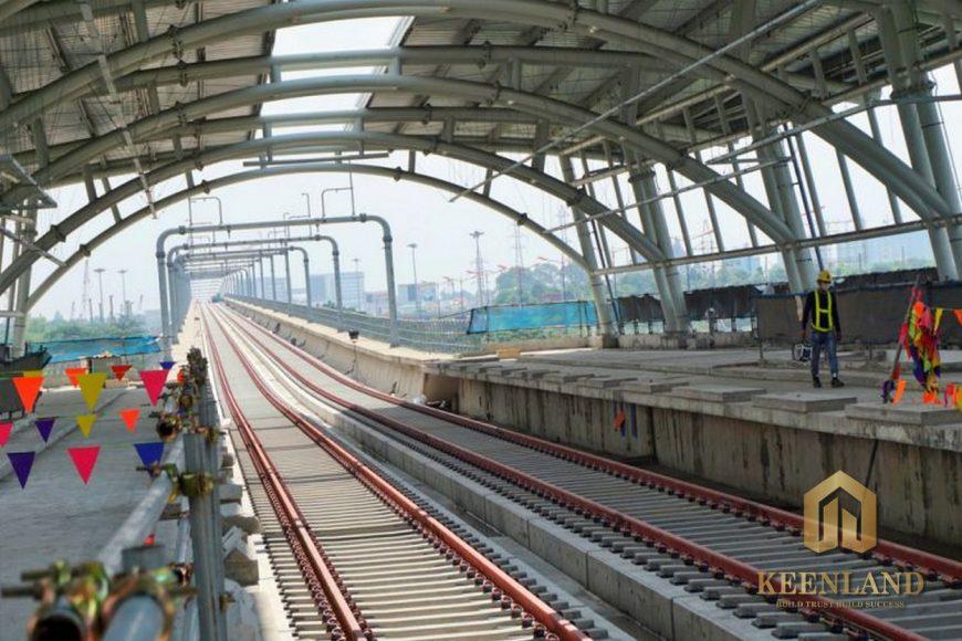 Hạ tầng giao thông Dĩ An phát triển