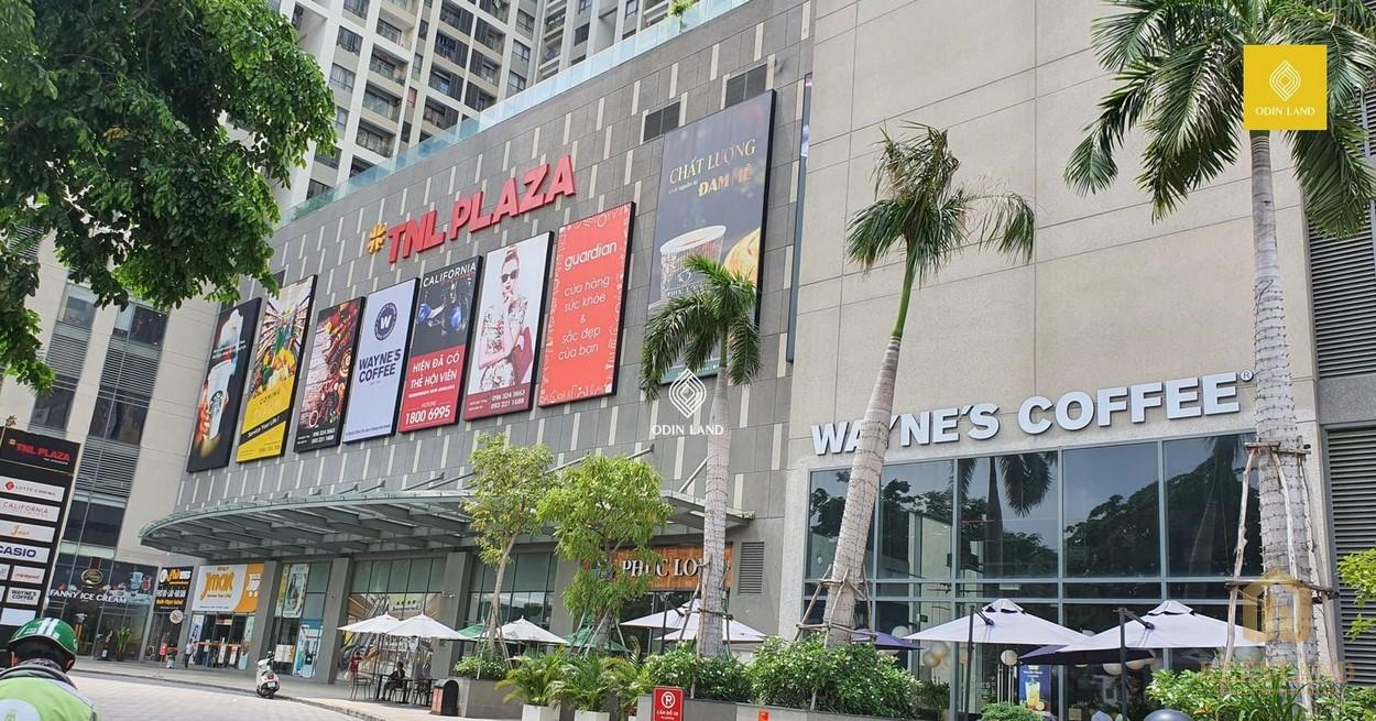 Trung tâm thương mại TNL Plaza quận 4