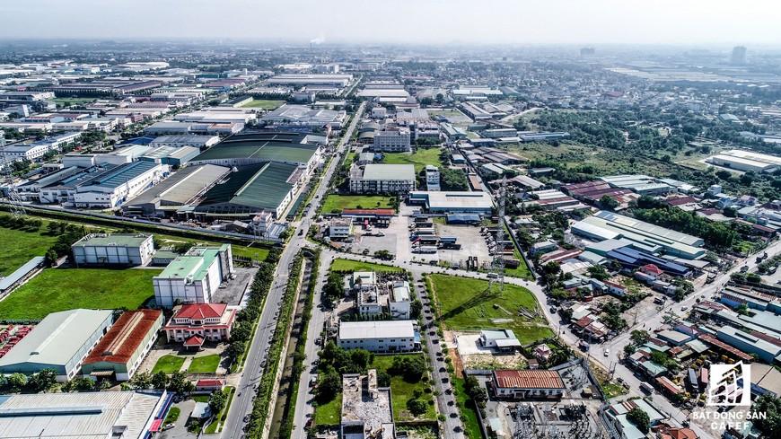 Sự phát triển kết nối vùng xung quanh vị trí dự án căn hộ Bcons Sala