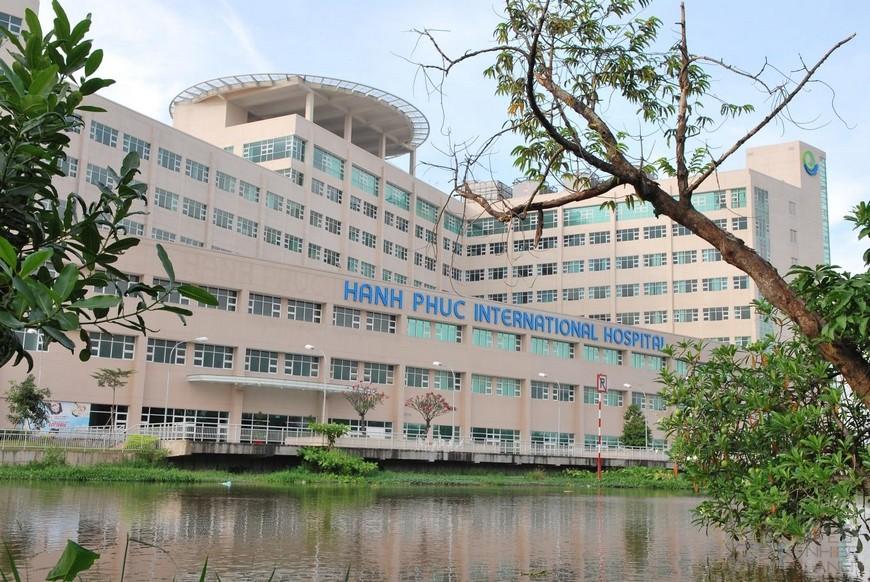 Vị trí dự án căn hộ Bcons Sala - Bệnh viện Quốc tế Hạnh phúc