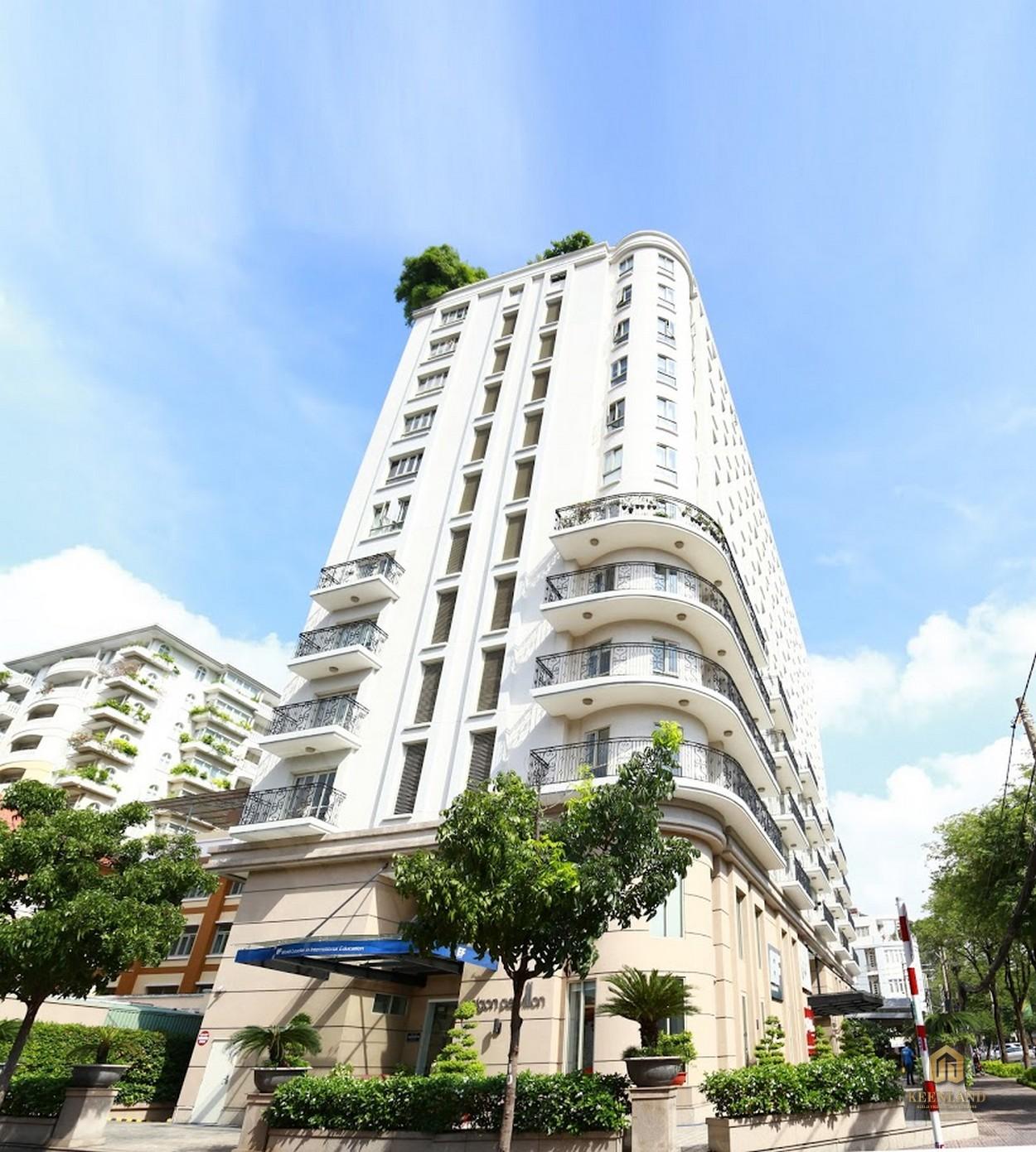 Tổng thể dự án Saigon Pavillon