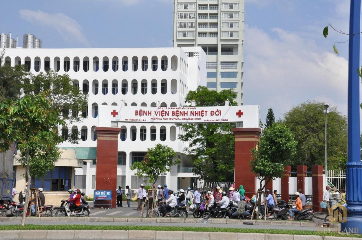 Bệnh viện Bệnh Nhiệt Đới