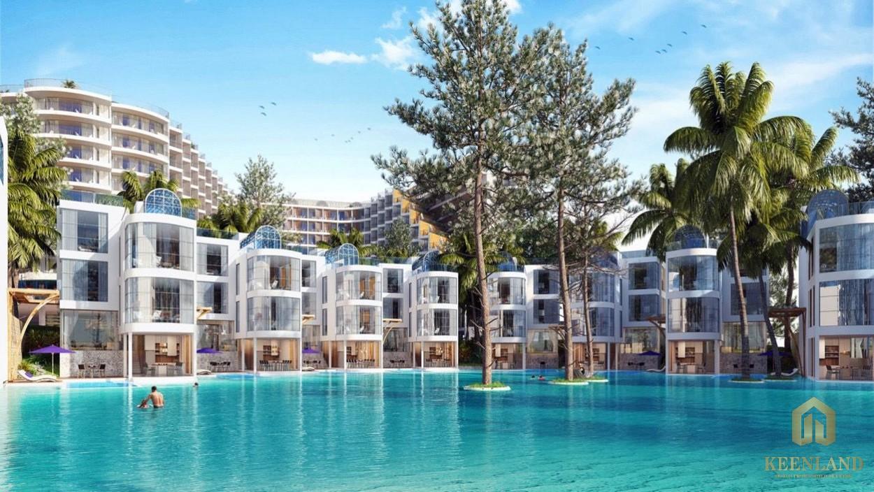 Khu du lịch nghỉ dưỡng Charm Long Hải