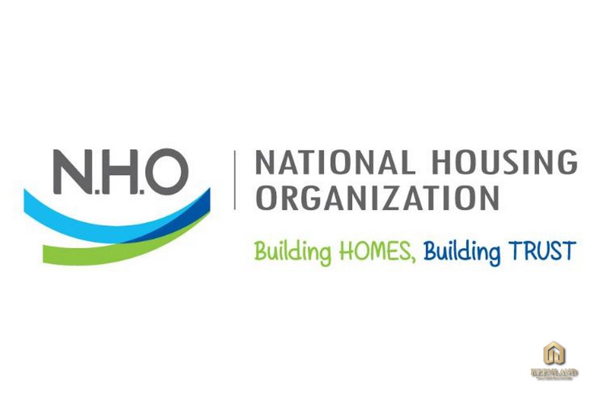 Logo chủ đầu tư N.H.O