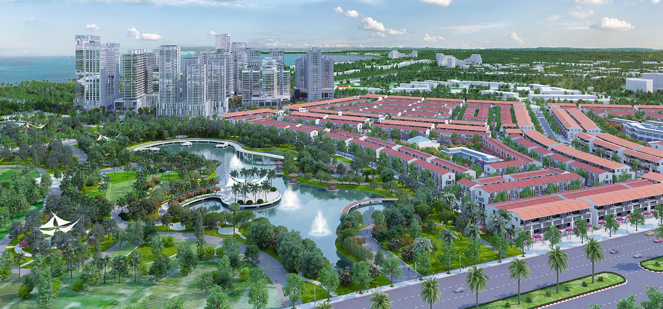 Dự án Khu đô thị Nhơn Hội New City - Chủ đầu tư Phát Đạt