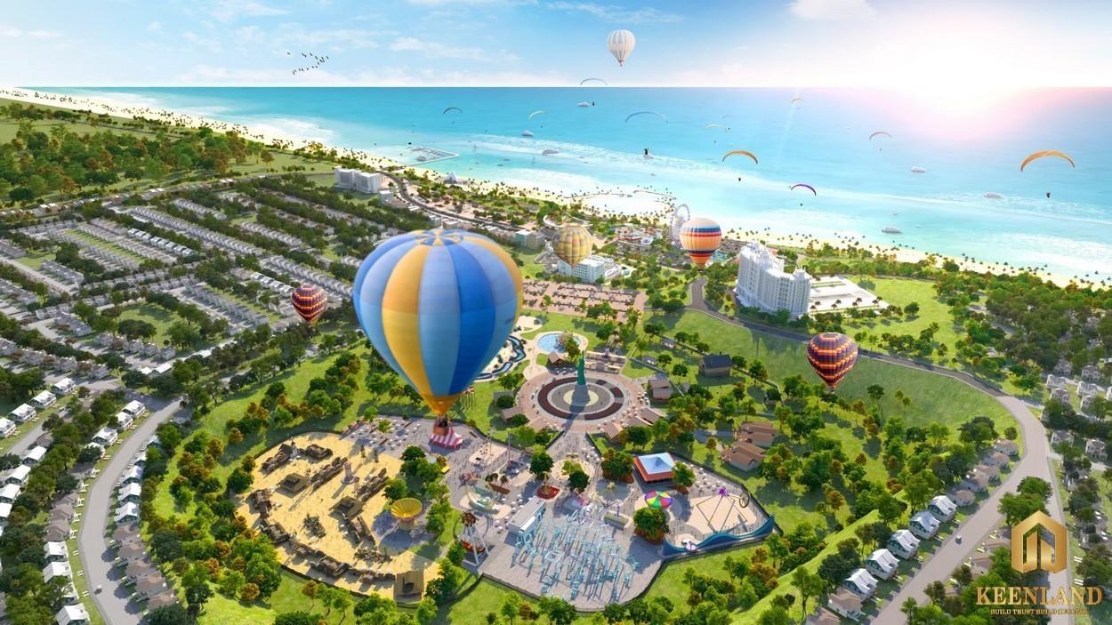Khu đô thị nghỉ dưỡng đẳng cấp chuẩn quốc tế Novaworld Phan Thiết