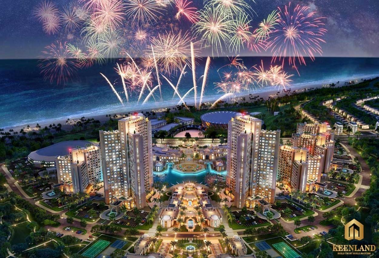Dự án nghỉ dưỡng với 200 tiện ích Novaworld Phan Thiết