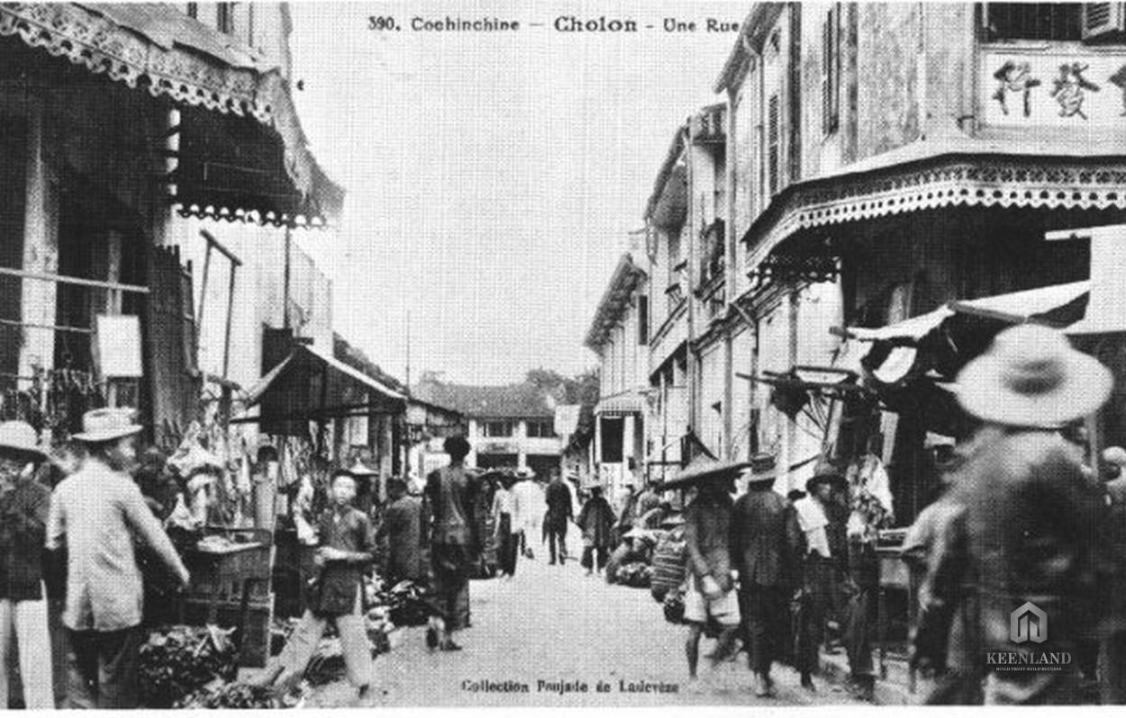 Dự án Him Lam Chợ Lớn được hình thành trên mảnh đất Sài Gòn - Chợ Lớn xưa