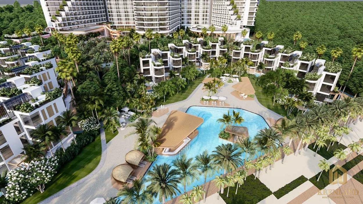 Khu du lịch nghỉ dưỡng Resort Charm Long Hải