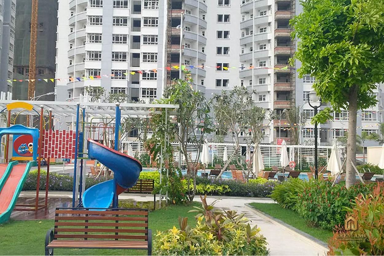 Khu vui chơi trẻ em - Tiện ích nội khu dự án Him Lam Chợ Lớn Quận 6