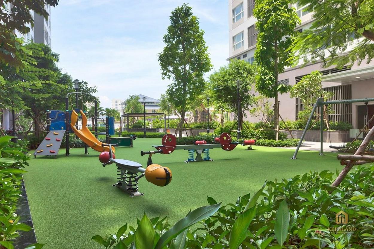 Khu vui chơi trẻ em - Tiện ích nội khu dự án Tam Đức Plaza