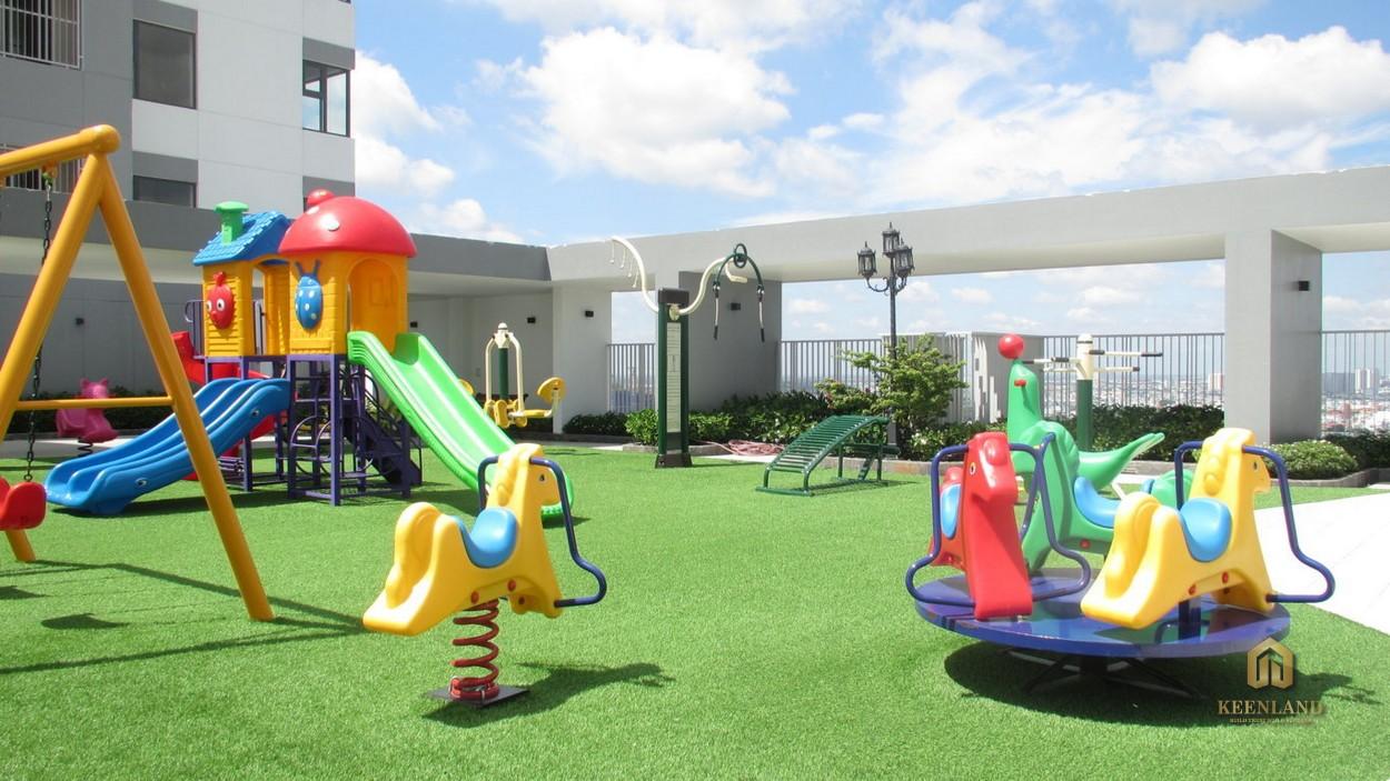 Khu vui chơi trẻ em - Tiện ích nội khu dự án Viva Riverside Quận 6