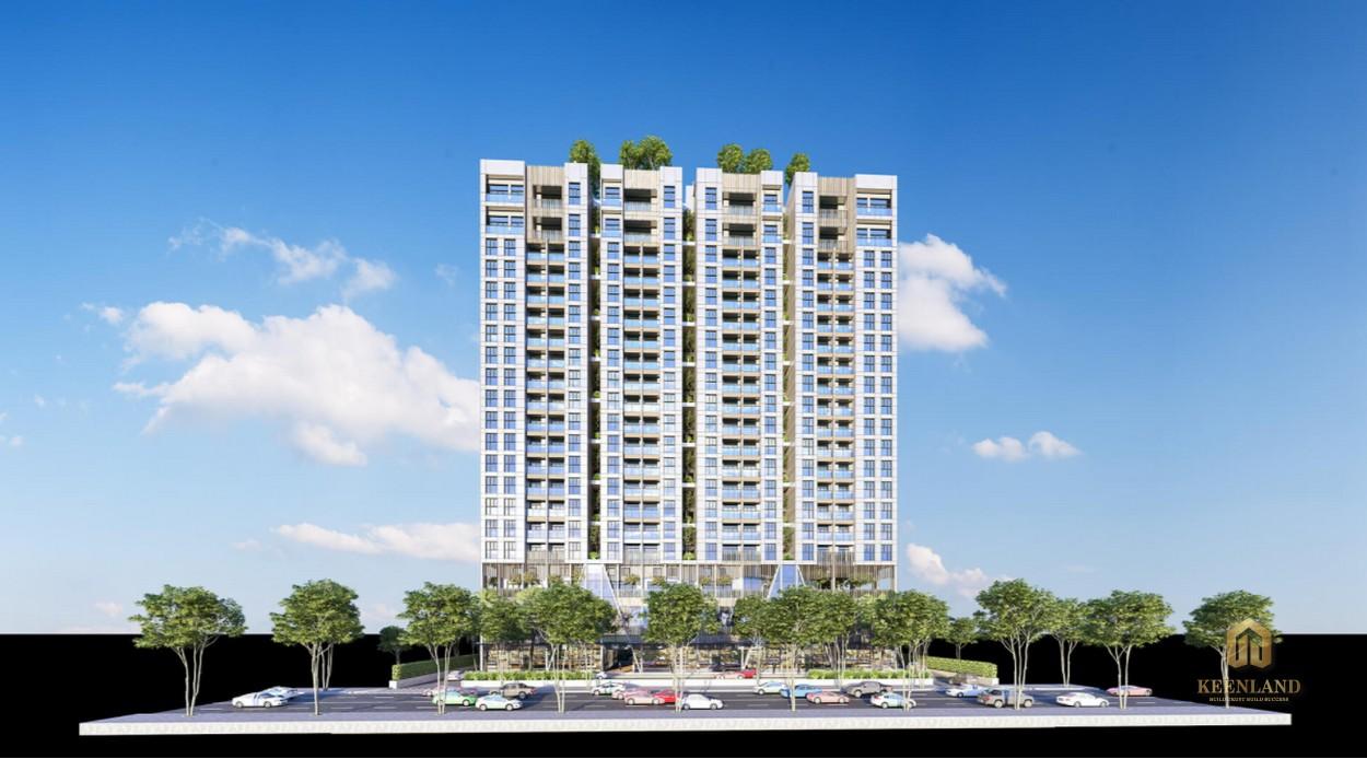 Dự án căn hộ cao cấp Asiana RiversideQuận 7 chủ đầu tư Gotec Land