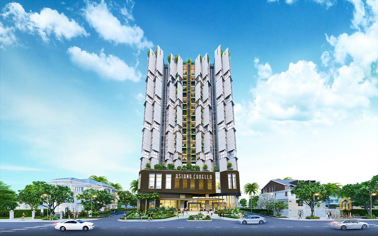 Dự án căn hộ Asiana Capella Quận 6 - chủ đầu tư Gotec Land