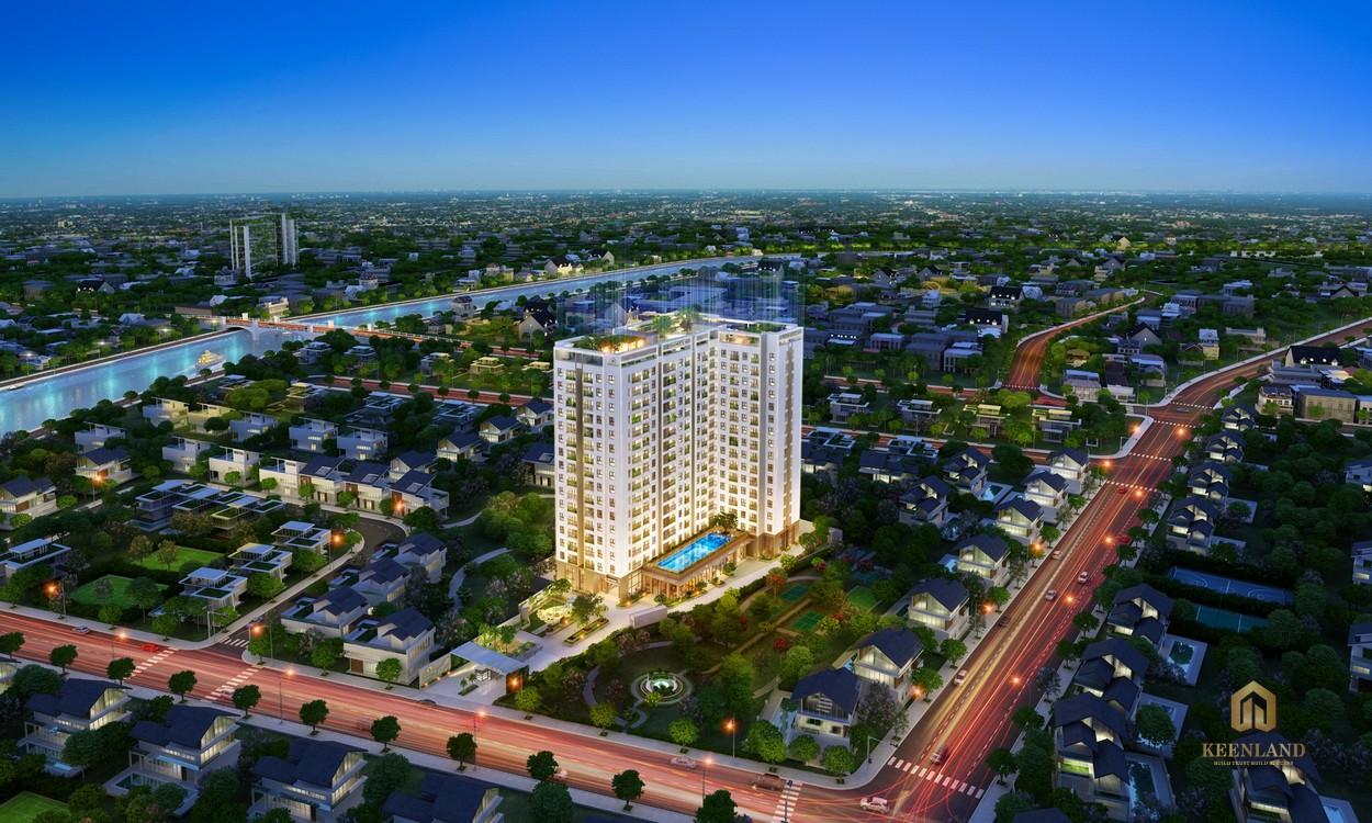 Dự án căn hộ SaiGon Asiana Quận 6 - chủ đầu tư Gotec Land