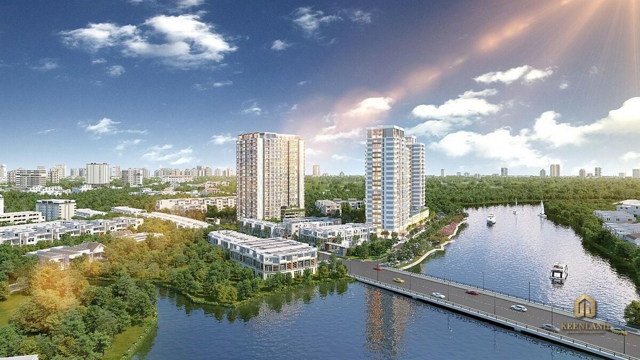 Dự án căn hộ Precia - chủ đầu tư Minh Thông