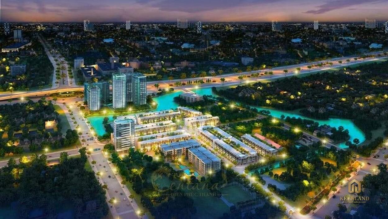 Phối cảnh dự án căn hộ MT EastMark City Quận 9