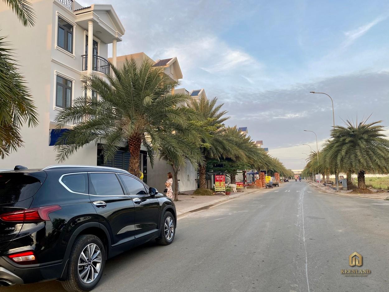 Hình ảnh thực tế dự án MT Eastmark City cập nhật 06/2021