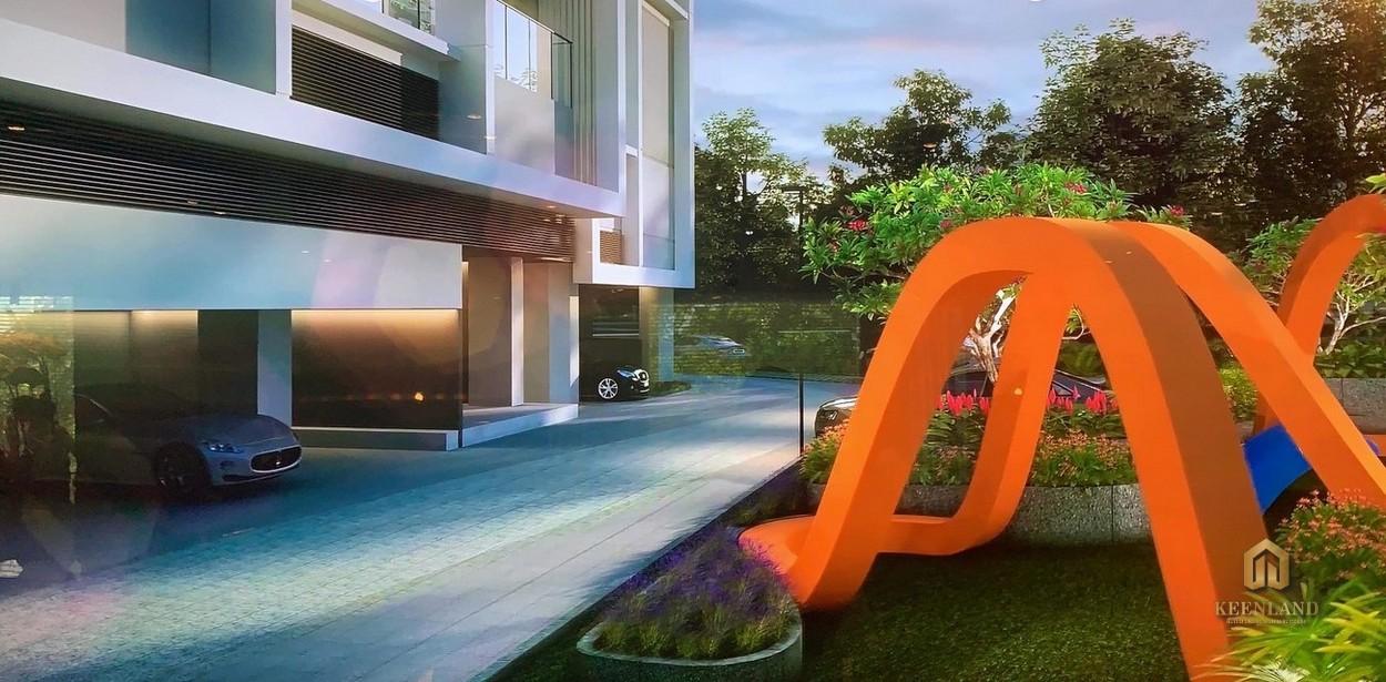 Tiện ích dự án căn hộ chung cư Thảo Điền Green Towers Quận 2