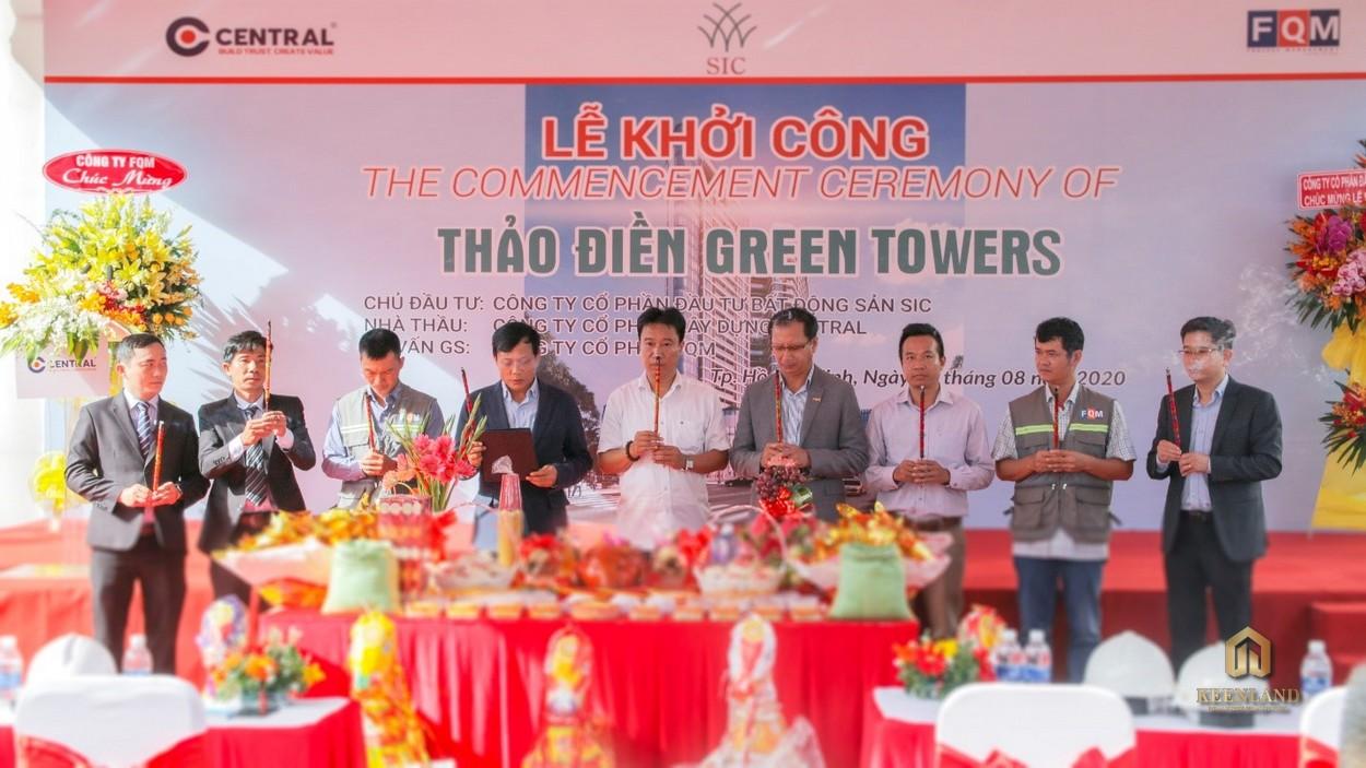 Chủ đầu tư dự án Thảo Điền Green Towers Quận 2