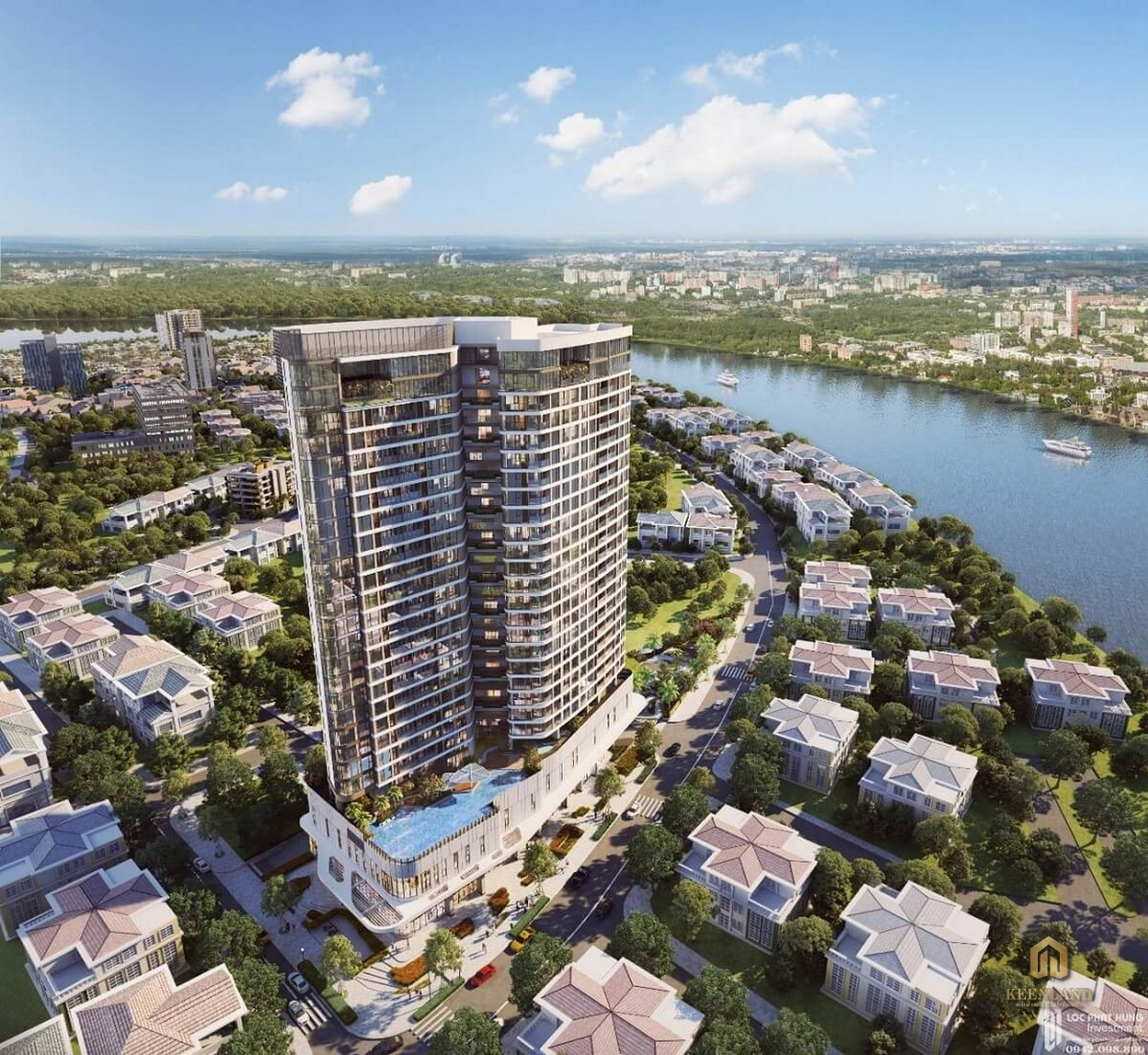 Dự án căn hộ Thảo Điền Green Quận 2