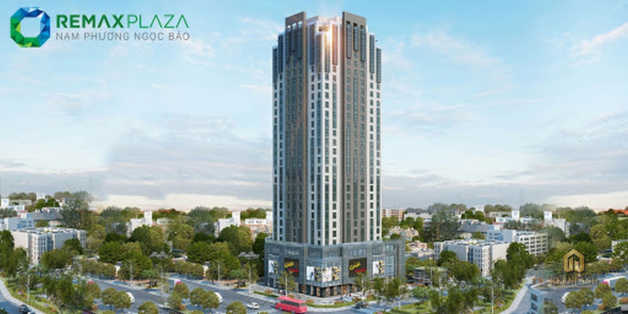 Dự án căn hộ Remax Plaza - Chủ đầu tư dự Uni Park