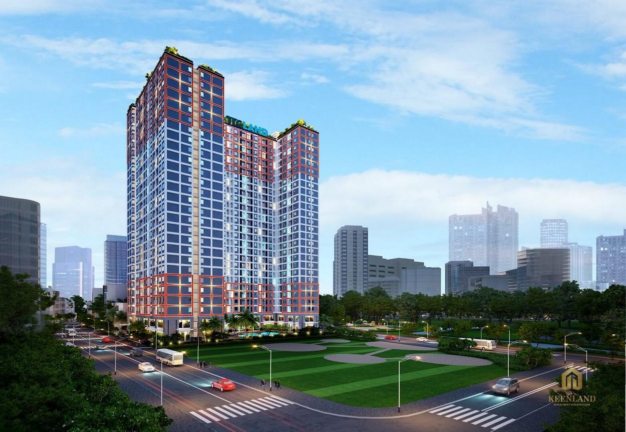 Dự án căn hộ Carillion 7 - Chủ đầu tư Uni Park