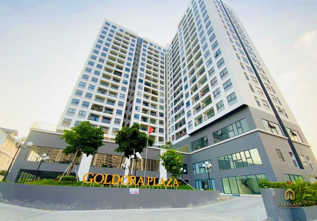 Dự án căn hộ Goldora Plaza Nhà Bè