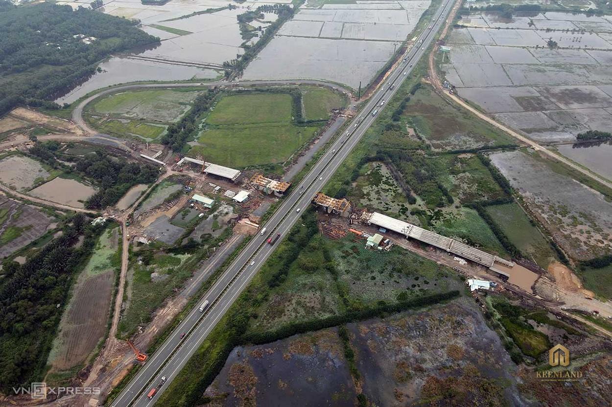 Mở rộng Cao tốc TP HCM – Long Thành – Dầu Giây
