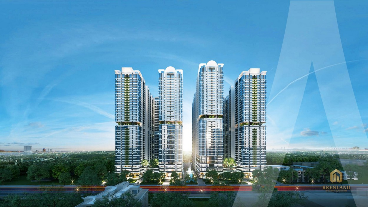 Dự án căn hộ Astral City - Chủ đầu tư Phát Đạt