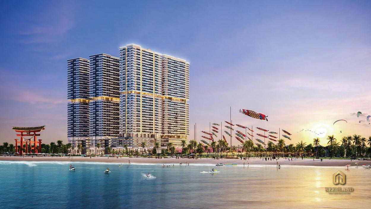 Dự án căn hộ ven biển Takashi Ocean Suite Kỳ Co