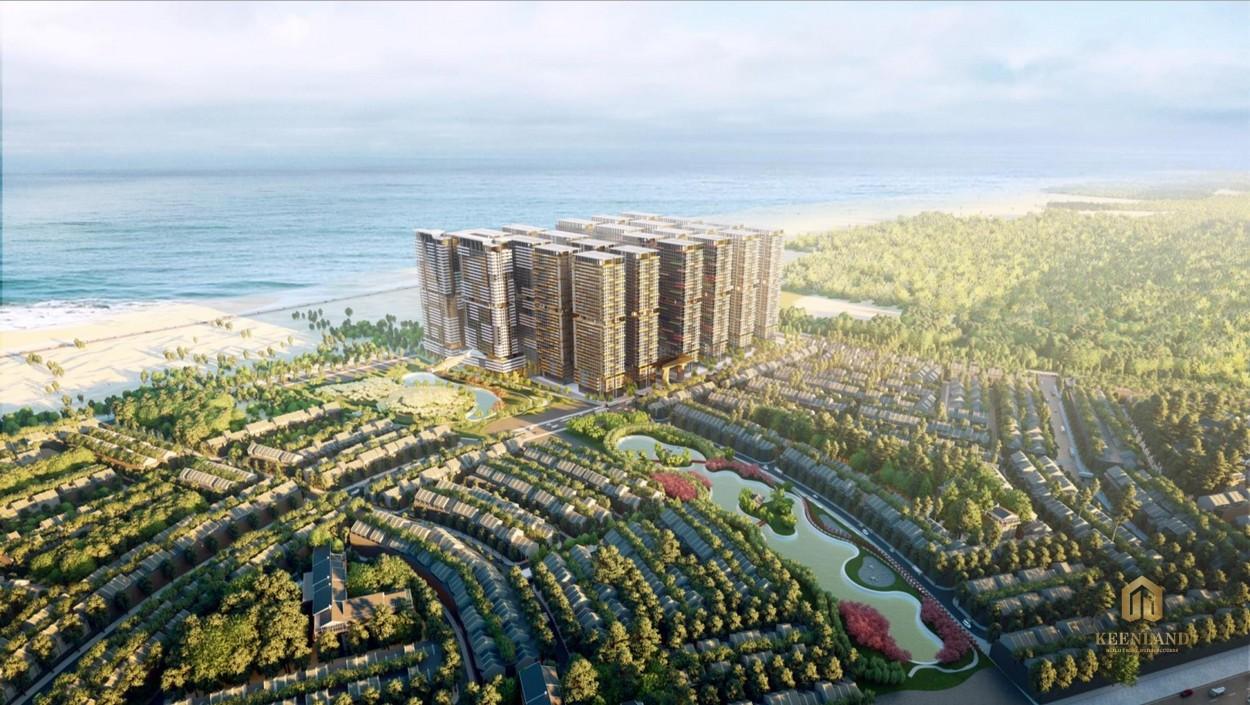 Dự án căn hộ ven biển Takashi Ocean Suite Kỳ Co chủ đầu tư Phát Đạt
