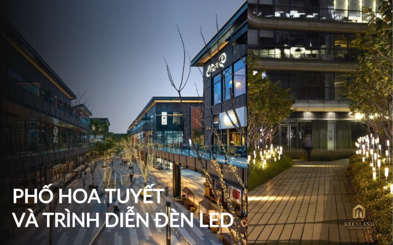Tiện ích nội khu dự án Takashi Ocean Suite Quy Nhơn