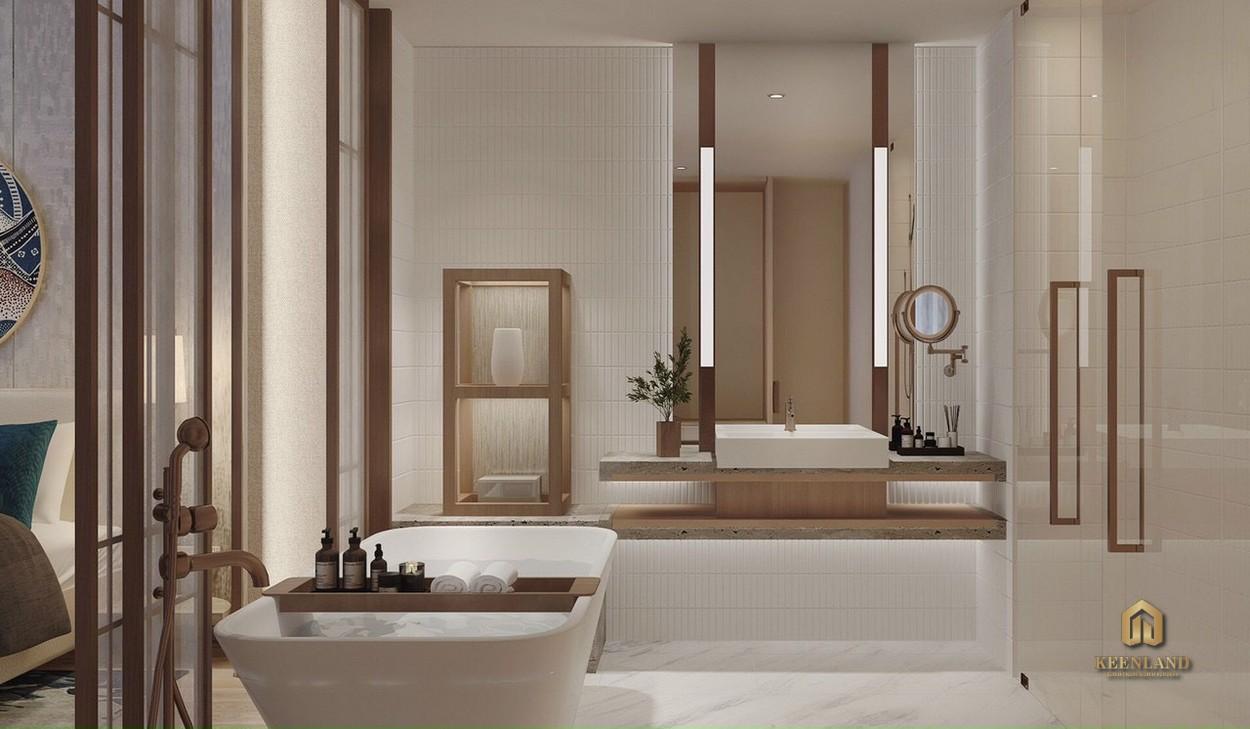 Nhà mẫu dự án Takashi Ocean Suite