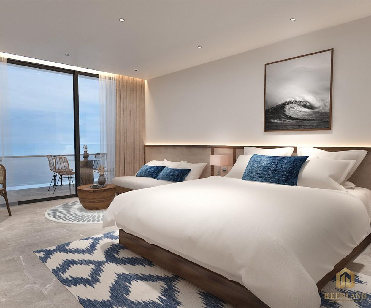 Nhà mẫuCondotel & Biệt thự Charm Resort Long Hải