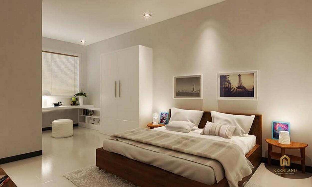 Nội thất căn hộ Sky 9