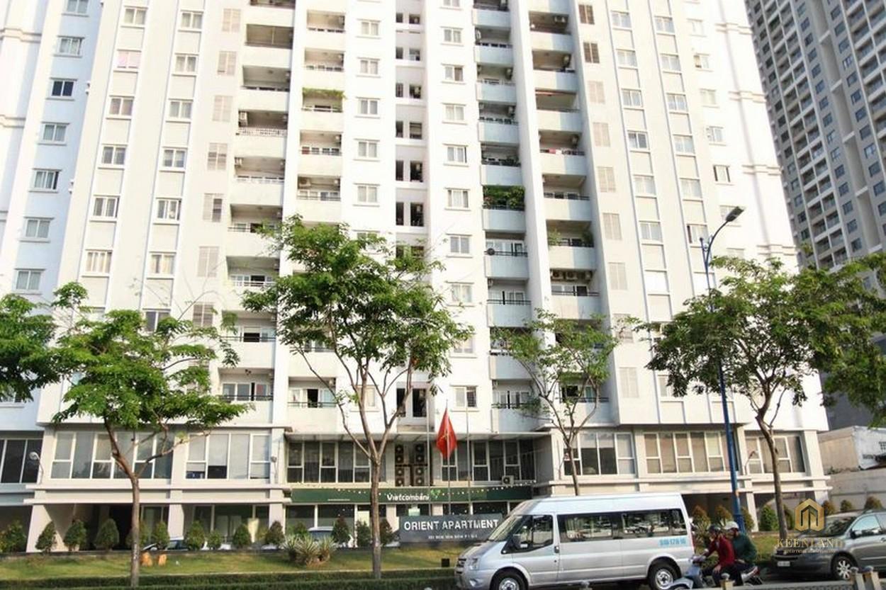 Phối cảnh dự án chung cư Orient Department