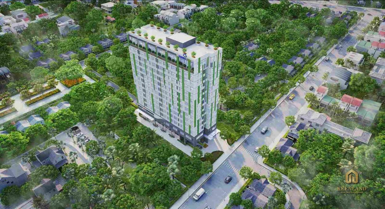 Phối cảnh dự án Harina View