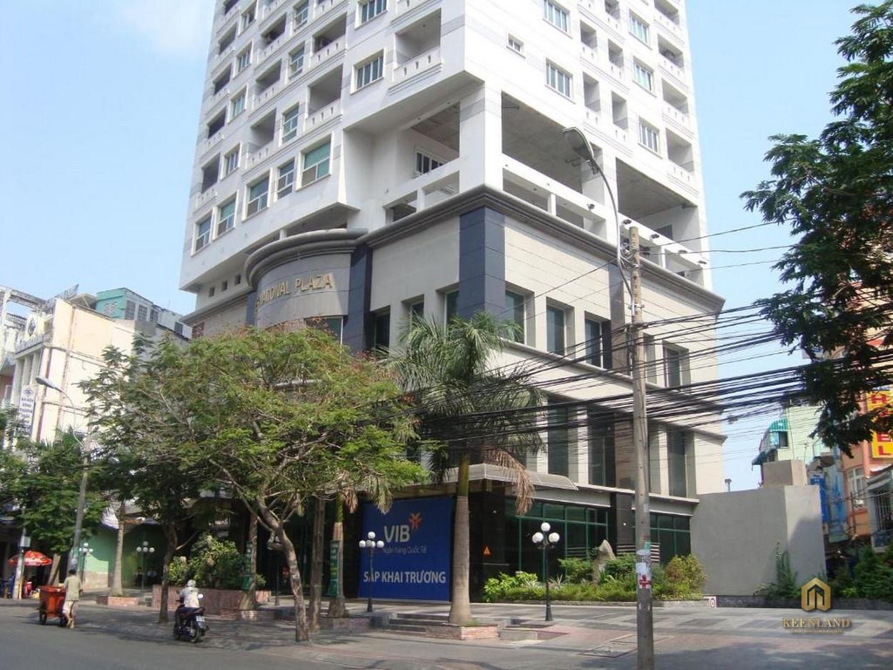 Phối cảnh dự án International Plaza