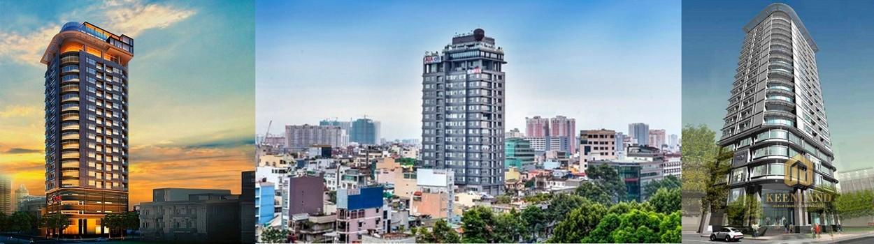 Phối cảnh dự án The One Saigon