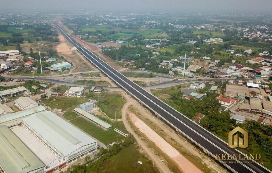Quy hoạch cao tốc Bến Lức Long Thành