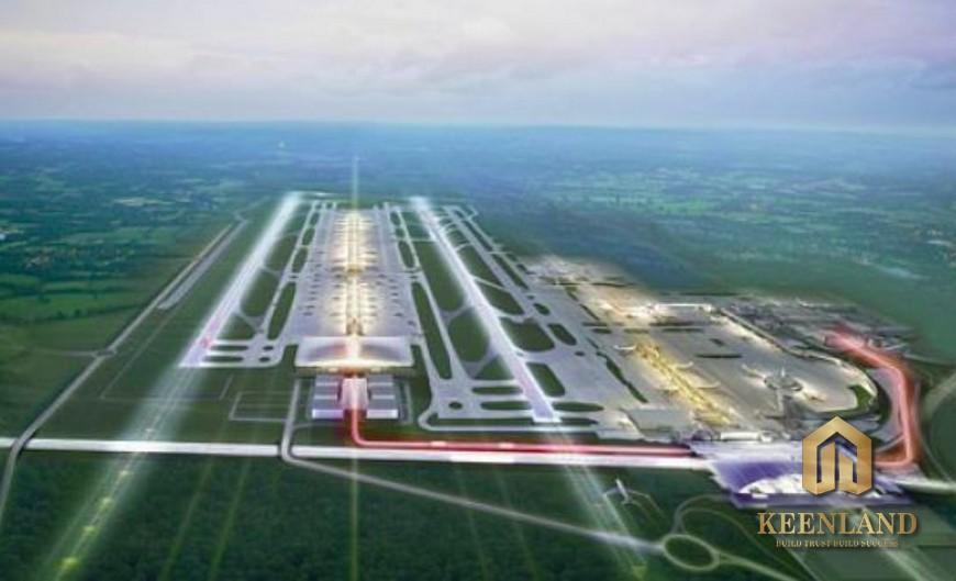 Quy hoạch sân bay Lộc An Hồ Tràm