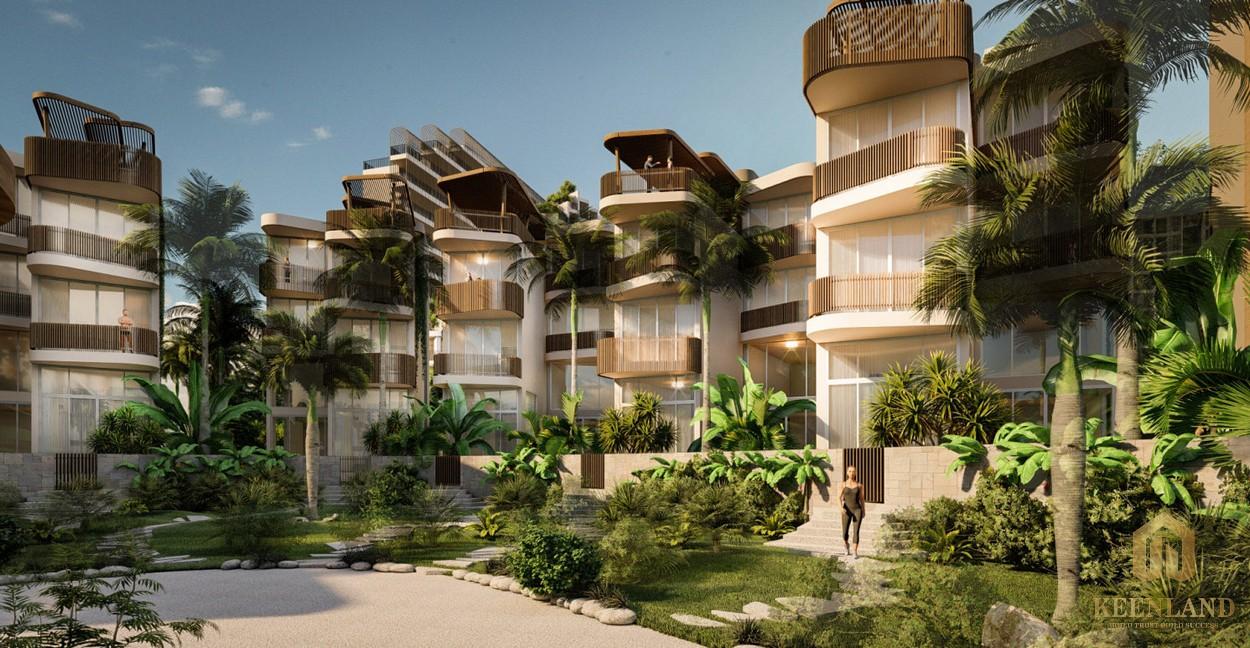 Thiết kế độc đáo củaCondotel & Biệt thự Charm Resort Long Hải
