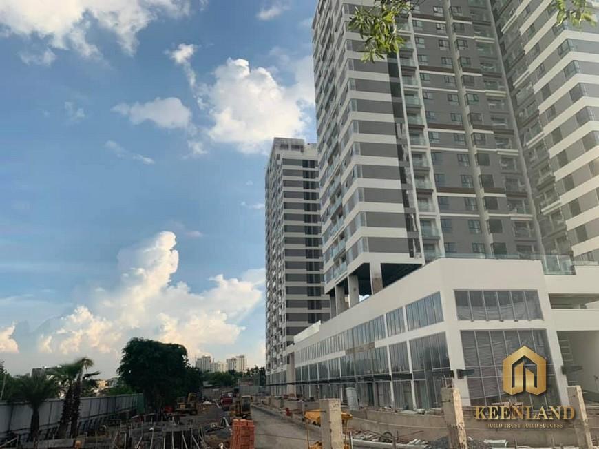 Tiến độ xây dựng dự án D'Lusso Quận 2 tháng 06