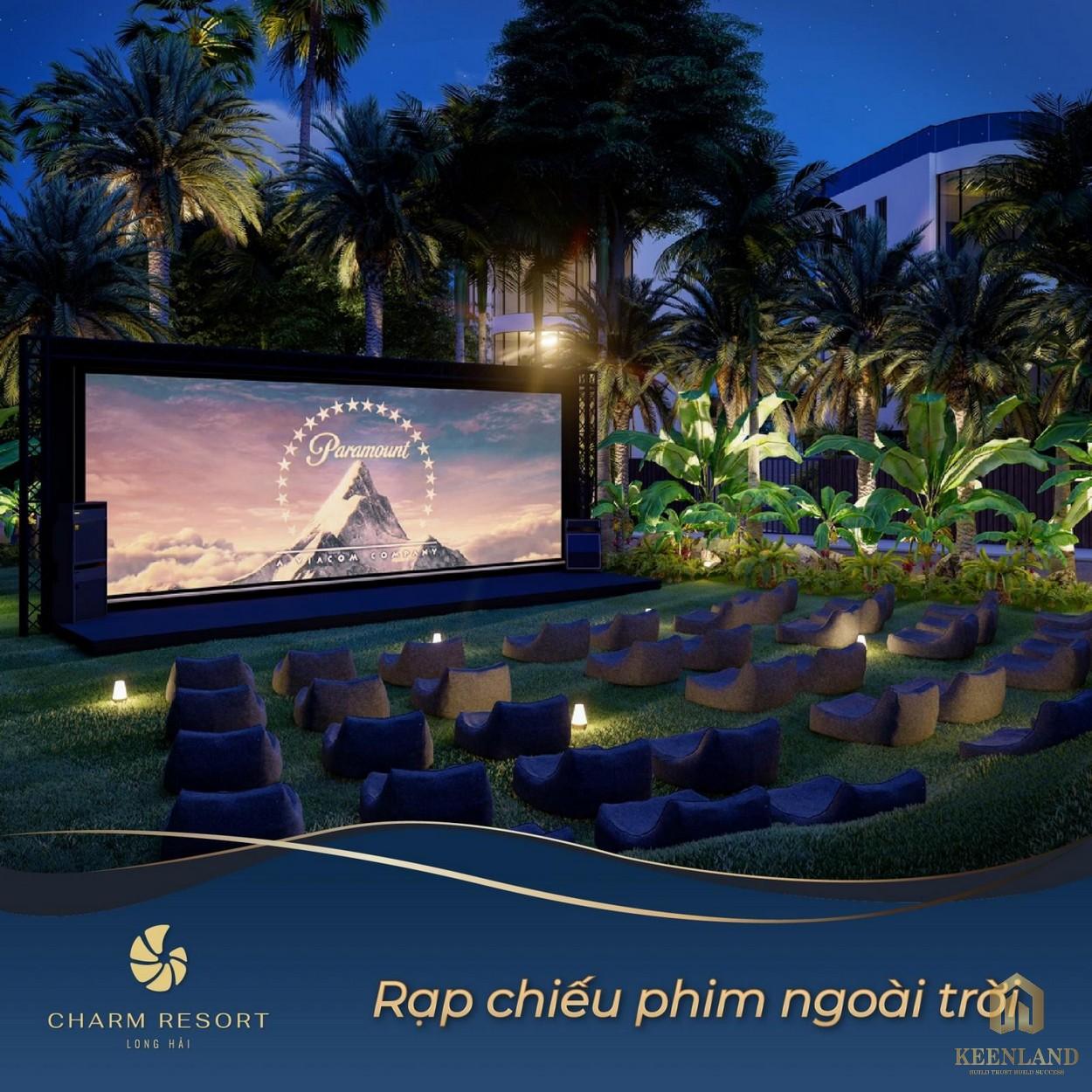 Rạp chiếu phim ngoài trời